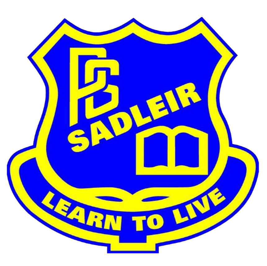 Sadleir Public School logo